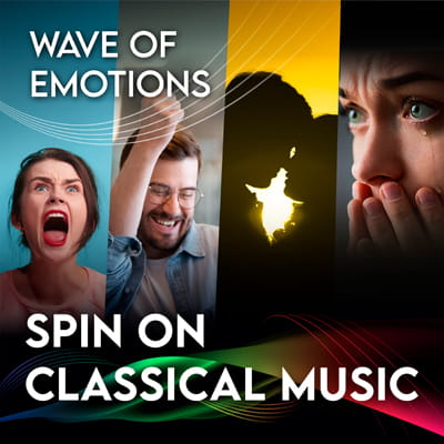 Spin On Classical Music – <br>02 Wave of Emotions